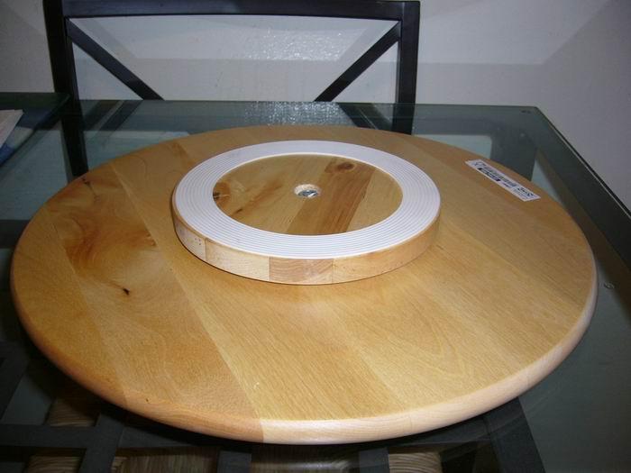 Plateau tournant pour meuble de cuisine for Plateau tournant cuisine